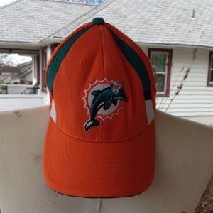 Boys reebok dolphins hat.